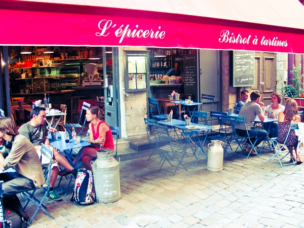 travelettes restaurants we like l picerie in lyon. Black Bedroom Furniture Sets. Home Design Ideas