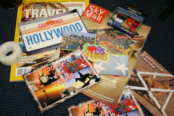 DIY: killing time during layovers with Sky Mall