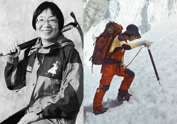 Junko tabei 10 of the worlds most inspiring female travelers