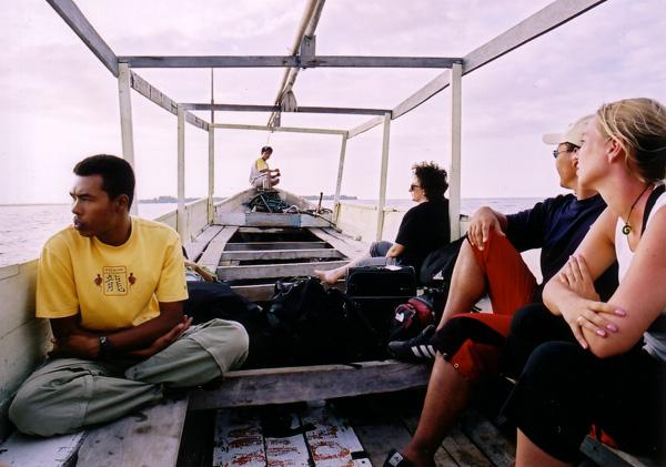 gili boat birumeno1 5 reasons to go to... the Gili Islands