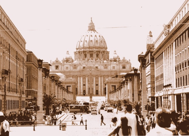 Rome - a Mecca for Writers