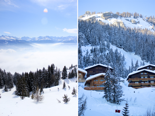 trav mountains and houses1 Winter Holidays in Anzère, Switzerland