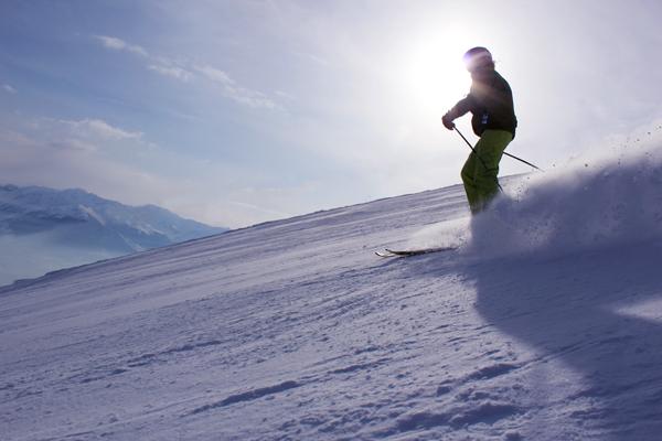 trav ski driver anzere Winter Holidays in Anzère, Switzerland
