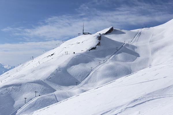 trav ski pist anzere1 Winter Holidays in Anzère, Switzerland