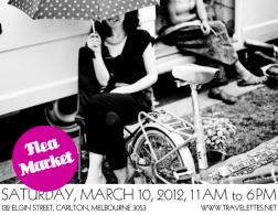 Melbourne's First Travelettes Flea Market