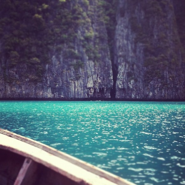 Koh Phi Phi 600x600 Frankies 5 countries through Instagram