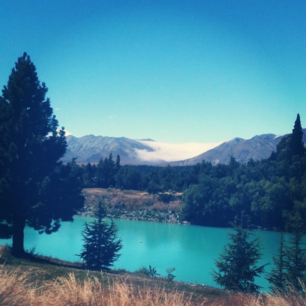 Lake Tekapo 600x600 Frankies 5 countries through Instagram