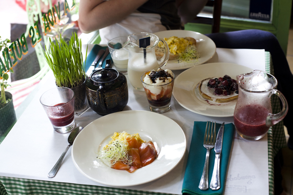 MG 6043 Great Eats in Buenos Aires: Cafe Hierbabuena
