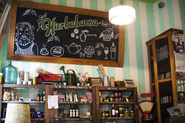 MG 6055 Great Eats in Buenos Aires: Cafe Hierbabuena