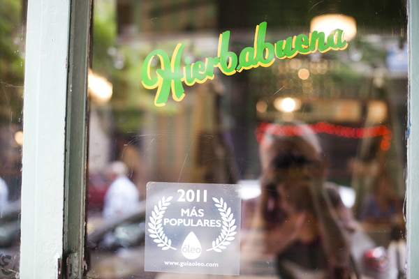 MG 6073 Great Eats in Buenos Aires: Cafe Hierbabuena