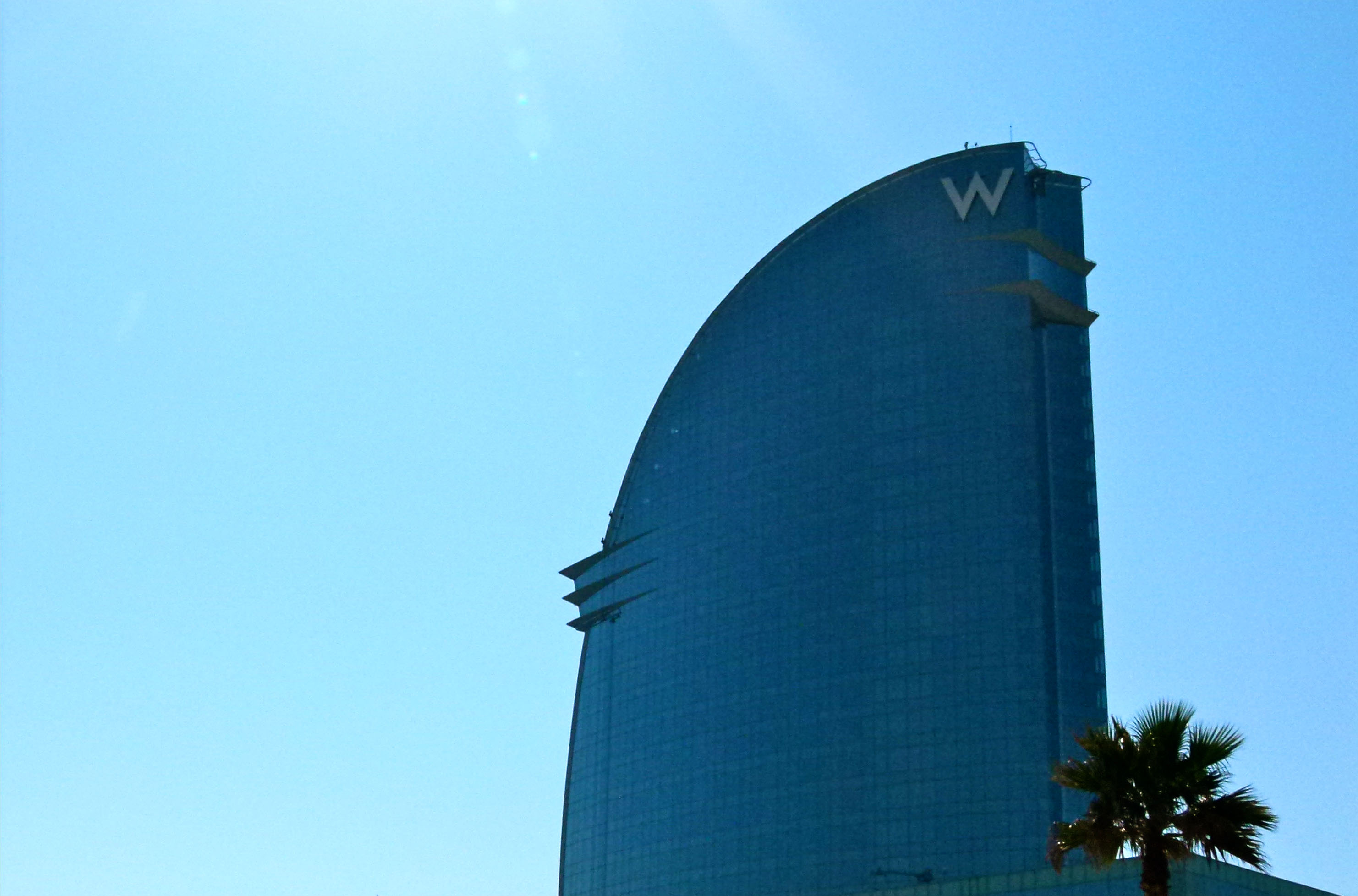 W Barcelona Building1 W is for Wonderful: Staying at W Barcelona