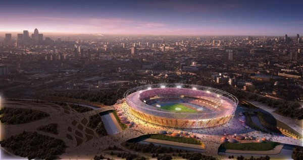 londonolympics 600x318 Top Five Travel Highlights in 2012