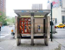 New York's Pop-Up Libraries