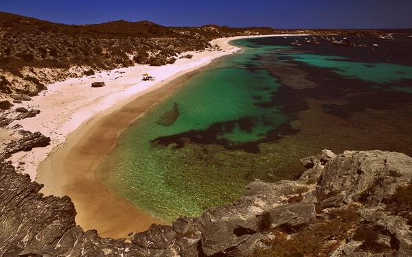25Australia98Rottnest Island410Marjorie Bay 600x375 A day on Rottnest Island, Australia