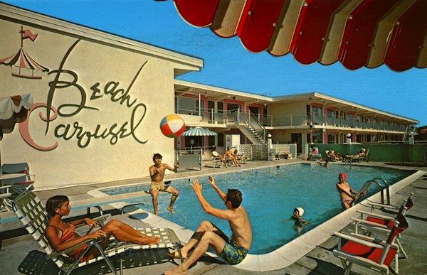 6404329093 8d0891f78c b Retro motel glamour