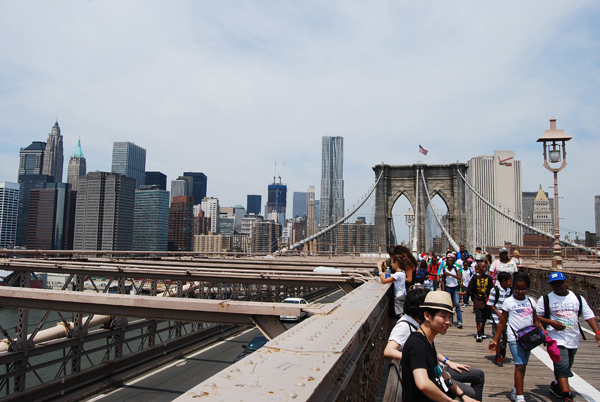 Brooklyn Bridge 10 Things to do in New York City for Free