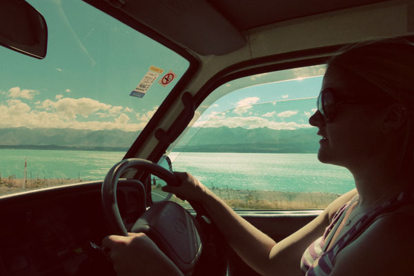 Girlie Road Trip Two girls, two islands, one campervan: Camping it up in New Zealand