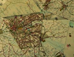 DIY Sunday: Map Bunting