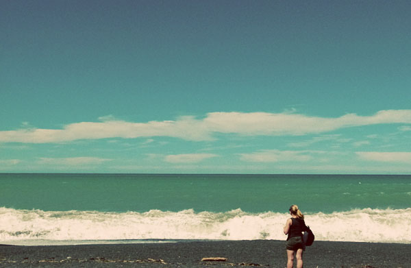 Napier Beach Two girls, two islands, one campervan: Camping it up in New Zealand