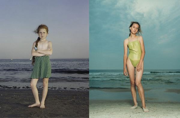 RinekeDijkstra 4 Rineke Dijkstra and the stories her photographs tell