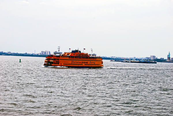 Staten Island Ferry 10 Things to do in New York City for Free
