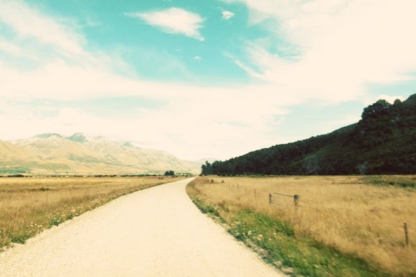 The open road New Zealand Two girls, two islands, one campervan: Camping it up in New Zealand