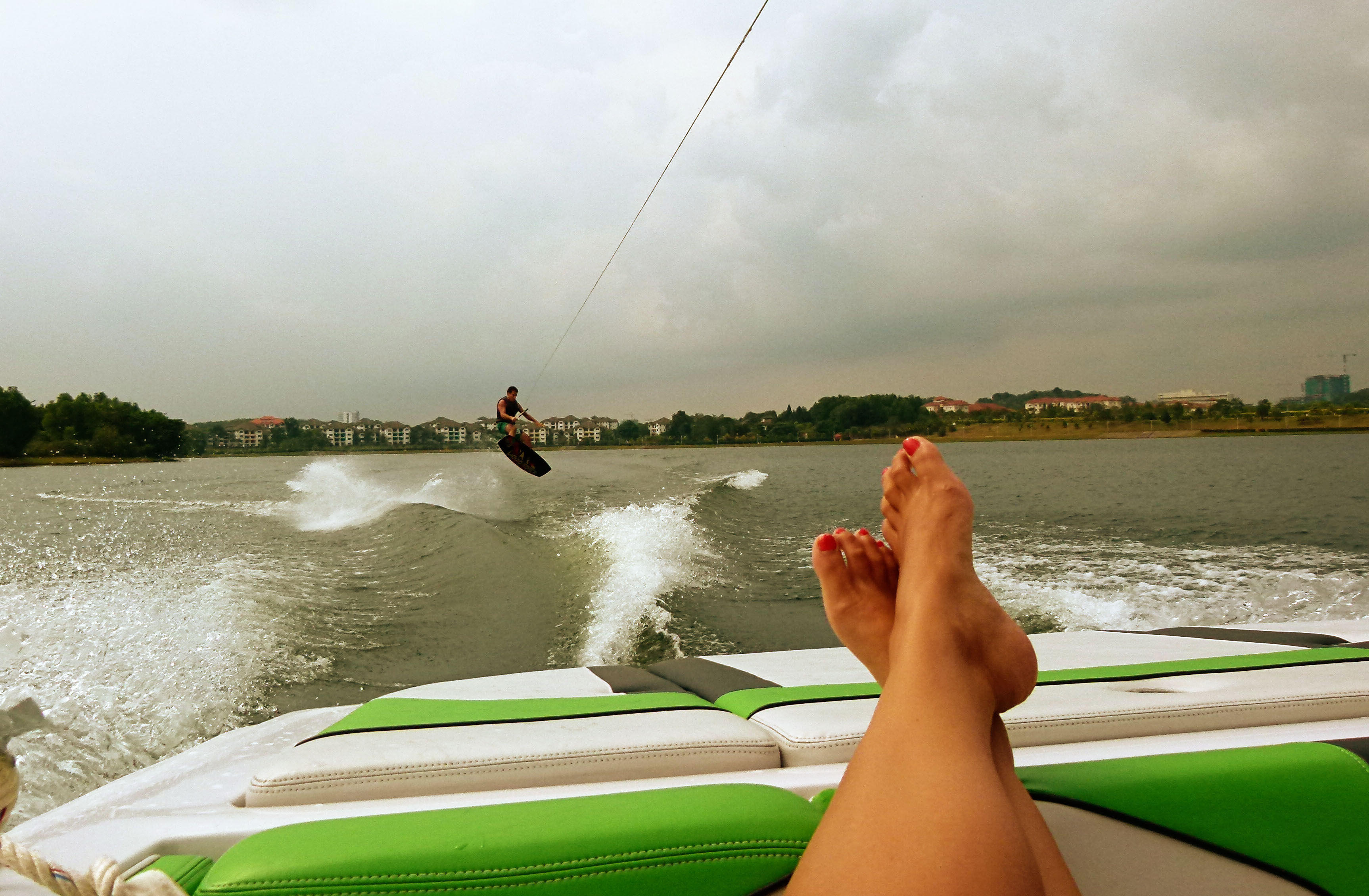 travelettes wakeboarding in malaysia