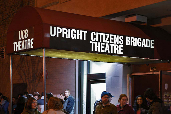 Upright Citizens Brigade 10 Things to do in New York City for Free