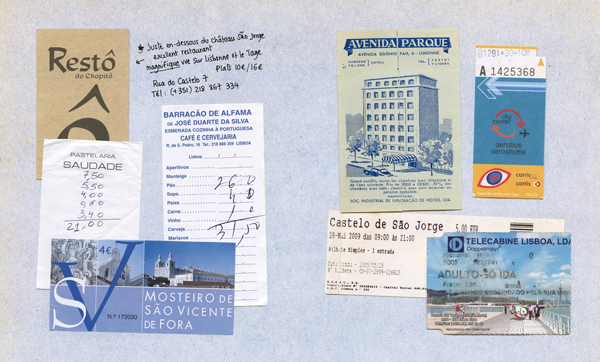 tickets portugal Les Carnets de Traverse