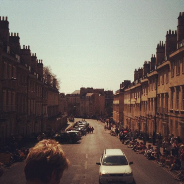 BATH ST 600x600 Sophie's Five Countries through Instagram