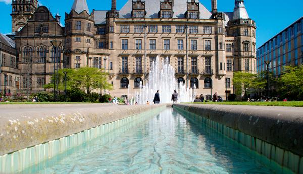 EDITPEACEGARDENS1 Five reasons to go to... Sheffield