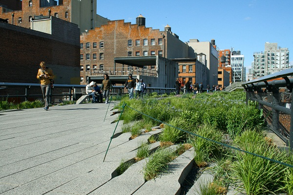 IMG 5034 NYCs High Line: an elevated oasis