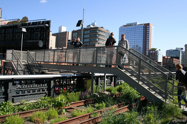 IMG 5037 NYCs High Line: an elevated oasis