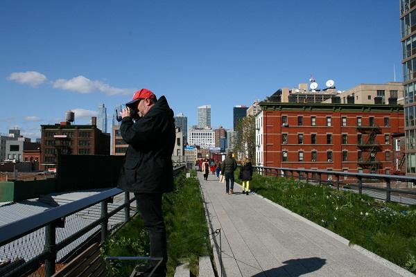IMG 5064 NYCs High Line: an elevated oasis