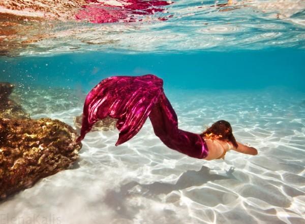 elena8 600x442 Underwater worlds by Elena Kalis