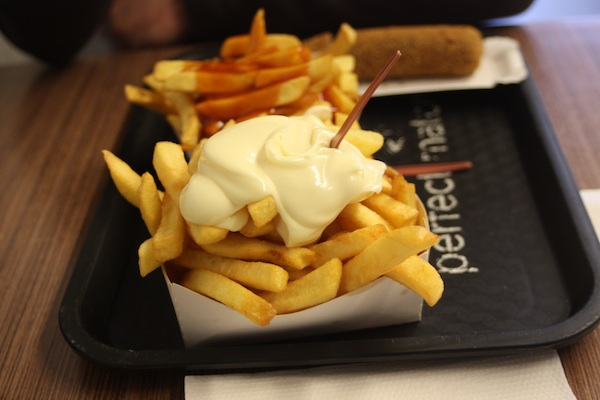 frites 1 Ten Great Eateries in Brussels