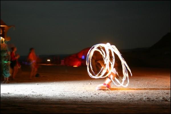 Kat Nowhere 2005 600x401 Nowhere festival in Spain  Burning Man for Europeans