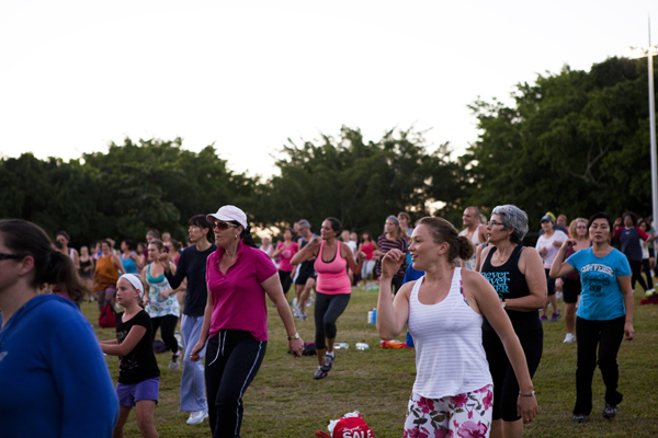 MG 1895 Get your move on with free Zumba classes in Cairns