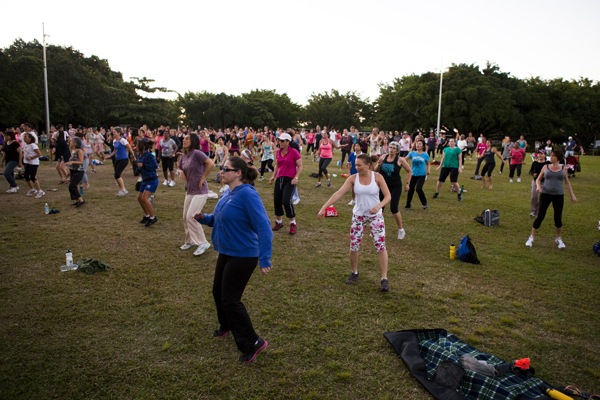MG 1896 Get your move on with free Zumba classes in Cairns