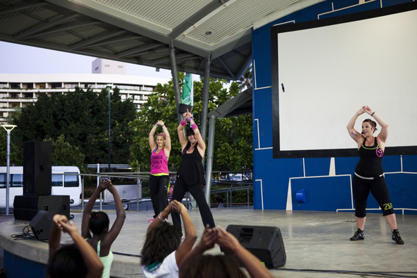 MG 1923 Get your move on with free Zumba classes in Cairns