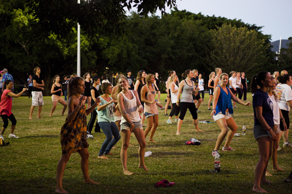 MG 1931 Get your move on with free Zumba classes in Cairns