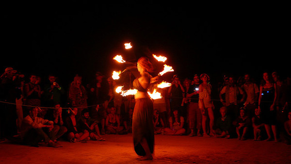No title 3 Nowhere festival in Spain  Burning Man for Europeans