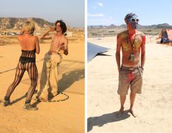 Nowhere festival in Spain- Burning Man for Europeans