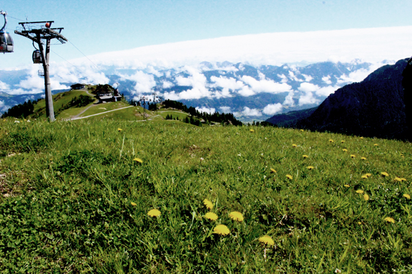 trav mountain view Falkensteiner 7 things to do in Nassfeld, Austria