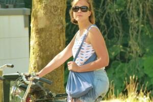 DIY Bag on Bike