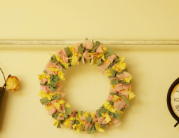 DIY Sunday: Summer Wreath