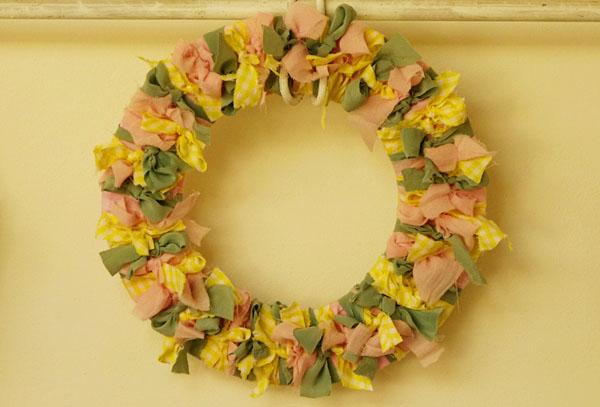 DIY Summer Wreath DIY Sunday: Summer Wreath