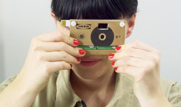 Meet Knäppa, the eco-friendly digital camera