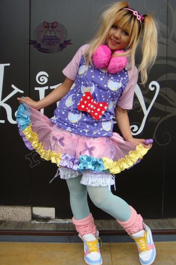 Fairy key 2 A guide to Harajuku fashion