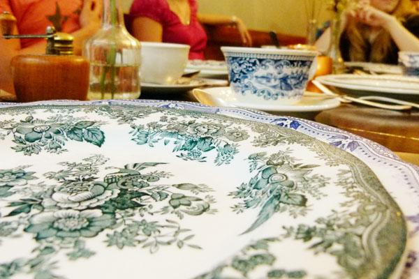china Gartine Gartine   A Very British High Tea in Amsterdam